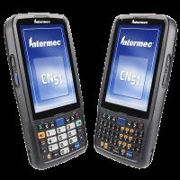 Honeywell Intermec CN51 terminál - WIFI, 1D/2D imager, 3G, GPS, BT,  kamera, WEH6.5, NUM