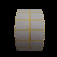 Samolepící etikety 22 mm x 15 mm, bílý papír, dvě řady, snímatelné lepidlo, 5000 et/kot. (cena za 1000 ks)