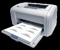 Print etikety 210mm x 297mm, 1 ks, A4, 100 listů