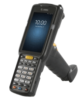 Zebra MC3300 - Přenosný terminál, rukojeť, 1D, Wi-Fi, BT, 29 kláves, Android