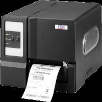 TSC ME240-E Basic Průmyslová tiskárna čárových kódů, LAN+USB+RS232