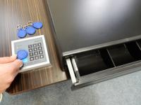 Codeware RFID modul s klávesnicí pro otevírání peněžní zásuvky čipem