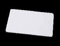 Zebra Plastic card white 0,25mm - 500 pcs