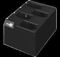CipherLab Nabíječka pro 4 akumulátory RK95