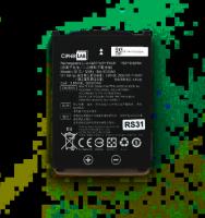 CipherLab Náhradní baterie pro RS31, Li-Ion, 3000 mAh