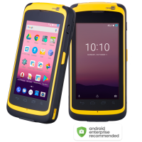 CipherLab RS51: Odolný Smartphone, Android, 2D, WiFi dual band, WPAN, WWAN