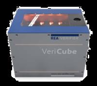 REA Elektronik VeriCube verifikátor 1D, 2D a DPM čárových kódů