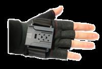 SilverBack Rukavice s klipem pro připevnění mobilního terminálu, pravá, vel. L