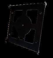 ES Adaptér k montáži na stěnu nebo stůl pro C-Frame (ES-CF-023-xx), černý