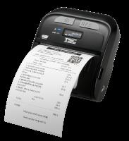 TSC TDM-30 Mobile Bar Code Printer, 203 dpi, 4 ips