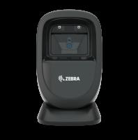 Zebra DS9308-SR Stolní čtečka čárových kódů 1D/2D, černá, KIT: USB kabel