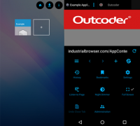 CipherLab Aktivační kód pro HTML5 Airlock Industrial browser (Android)