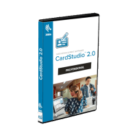 Zebra CardStudio 2.0 Professional, elektronický klíč