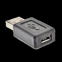 Redukce micro USB (F) - USB-A (M)