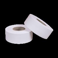 Nylon textile ribbons - printable on both sides, white color