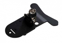 ES Modul pro rychlé uvolnění X-Frame, černý, neobsahuje stojánek