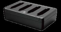 CipherLab Dobíječka 4 baterií pro RS50/RS51