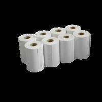 Papírový kotouč TERMO, š.50mm, průměr 45mm, dutinka 19mm (návin 14,6m)