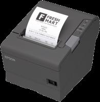 Epson Pokladní termo tiskárna TM-T88V,černá, USB+serial, ethernet, zdroj