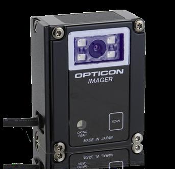Opticon NLV-2101 fixní snímač 1D a 2D kódů, USB-HID, IP67