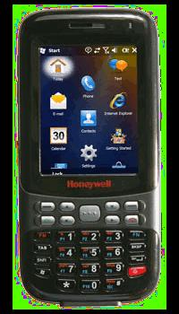 Honeywell Dolphin 6000 - Laser, WiFi, BT, GSM, GPS, WM 6.5 Prof., 29 kl.