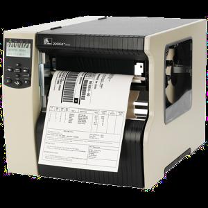 Zebra 220Xi4 - 203 DPI, USB+RS232+Printserver 10, 100, řezačka