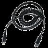 Honeywell Kabel USB pro MK-9540 Voyager, MK-3780 Fusion, kroucený, černý