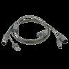 Honeywell Kabel KBW pro MK-5145 Eclipse, přímý, šedý