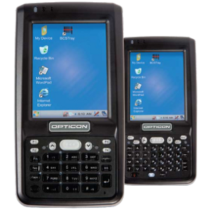 Opticon PHL-8112 Windows CE 5.0, 1D Laser, Bluetooth+WLAN