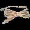 CipherLab 1x00 Kabel KBW, PS2+AT, světlý