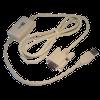 CipherLab Kabel USB-COM pro 1023, 1045, 3666, světlý
