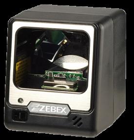 Zebex A-50M+ všesměrová laserová čtečka čárových kódů, USB
