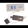 CipherLab CP-1661H bezdrátová CCD čtečka, baterie Li-Ion, bluetooth dongle, úprava pro zdravotnictví