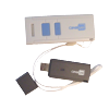 CipherLab BT-1661H bezdrôtová CCD čítačka, batéria Li-Ion,bluetooth dongle, úprava pre zdravotníctvo