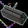 Vikintek MSR2100-33R snímač magnetických kariet, RS232, čierny