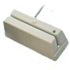 Vikintek MSR 2000-12K snímač magnetických kariet, KBW, svetlý
