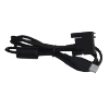 CipherLab Charging & Communication USB Cable for CPT-8200/8400/8700/9300/9600