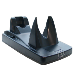 Opticon OPx-3301 - jen komunikační a dobíjecí jednotka, černá, USB+RS232