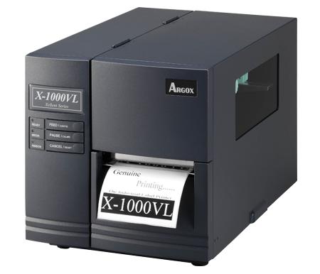 Argox X-3200E tiskárna nálepek, 300dpi, s rozhraním LAN