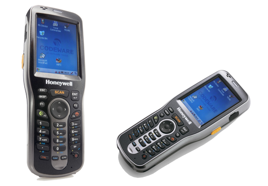 Honeywell Dolphin 6100 WPAN, CE 5.0, 28 kl., Hi-Cap bat