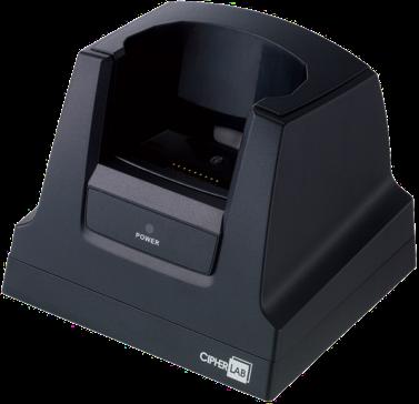 CipherLab CRD-8600 komunikační a dobíjecí stojan, bez zdroje