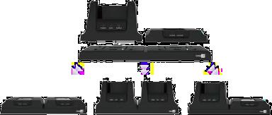 CipherLab CPT-8600 modulární CRD