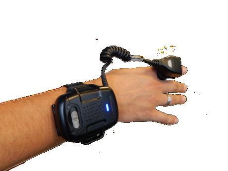 8670 Ring Scanner, hand