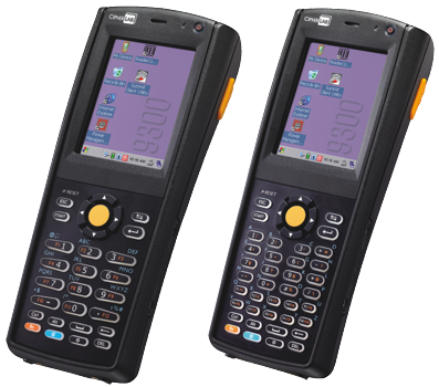 CipherLab CPT-9371-2D Mobile Computer, 2D Imager, 29 keys, Windows CE