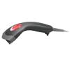 Zebex Z-3101 laserová čtečka, USB, černá