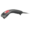 Zebex Z-3001 laserová čítačka, USB, čierna