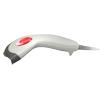 Zebex Z-3101 laserová čtečka, USB, světlá