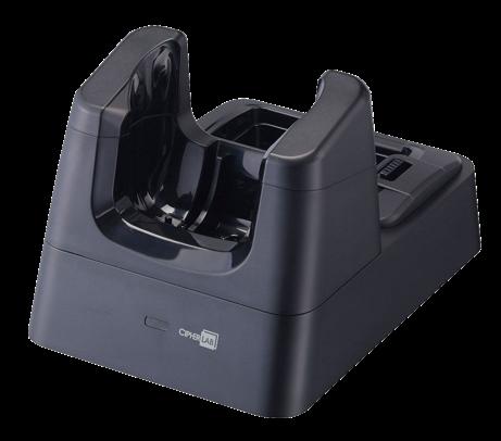 Komunikační a dobíjecí kolébka pro terminál CipherLab 9700