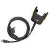 CipherLab Charging & Communication Snap-on cable for CP55, USB