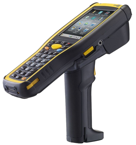 CipherLab CP-9730 Rugged, mobile, logistic and warehouse terminal, WIFI, X 2D imager, CE, 38 keys, USB, pistol